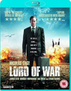 Lord of War (2005) Blu-ray Review