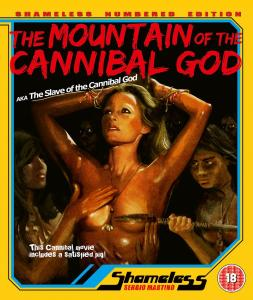 The Mountain of the Cannibal God (1978) Blu-ray Review