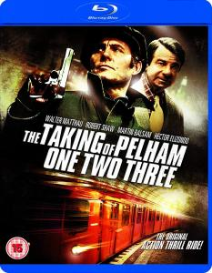 The Taking of Pelham One Two Three (1974) Blu-ray Review