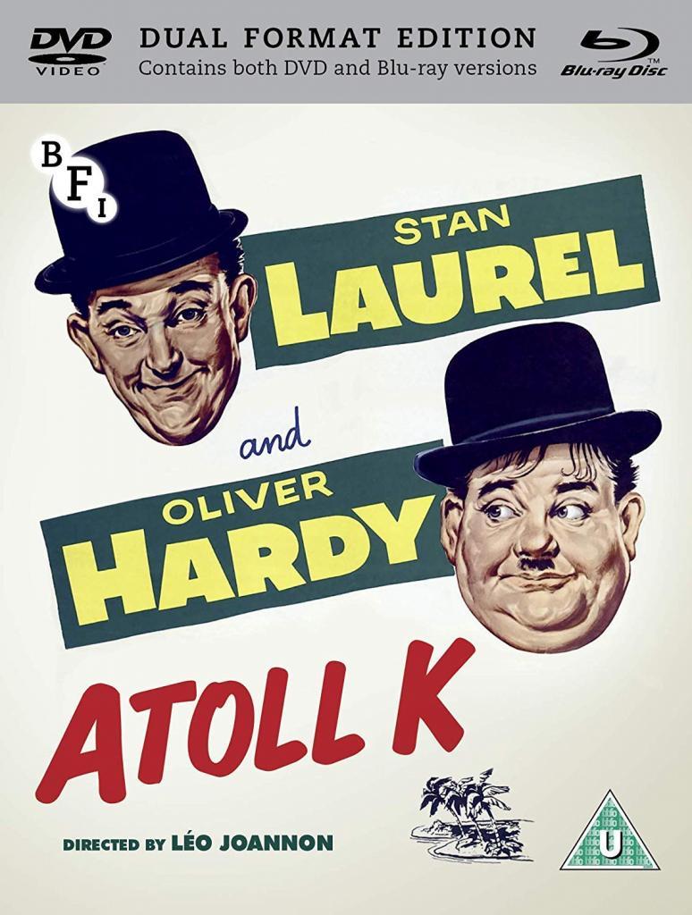 Atoll K (1951) Blu-ray Review