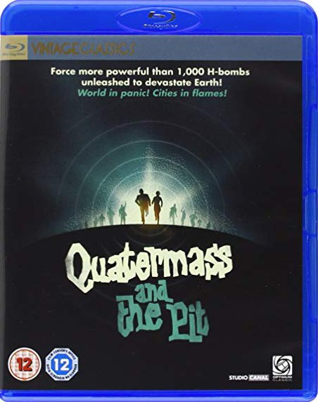 Quatermass and the Pit (1967) Blu-ray Review