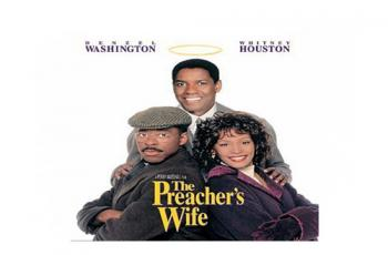 The Preacher's Wife (1996) Blu-ray Review - Import