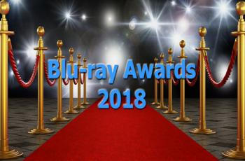 Popcorn Cinema Blu-ray Awards 2018
