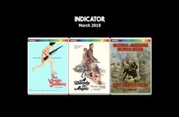Indicator Announce March Blu-rays including The Virgin Soldiers