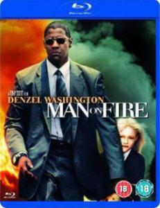 Man on Fire blu-ray review
