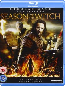 Season of the Witch (2011) Blu-ray Review