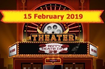 Cinema Releases 15 February 2019 - Happy Death Day 2U