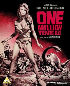 One Million Years B.C Blu-ray Review