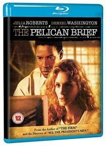 The Pelican Brief Blu-ray Review