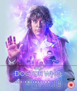 Tom Baker Doctor Who Season 18 Available On Blu-ray