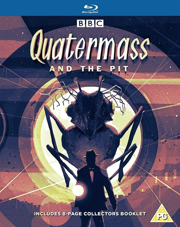 Quatermass and the Pit BBC TV Series Blu-ray Review