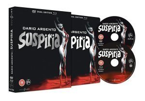 Dario Argento's Suspiria Blu-ray Review 2017 Remastered Version - The Definitive Release