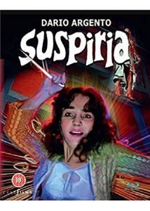 Suspiria blu-ray review