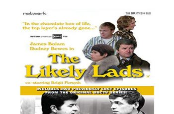 The Likely Lads Available On Blu-ray