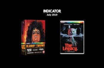 Indicator July 2019 Blu-ray