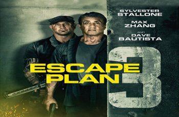 Escape Plan 3 Blu-ray
