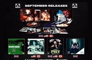Popcorn Cinema Show - UK Blu-ray Review Site