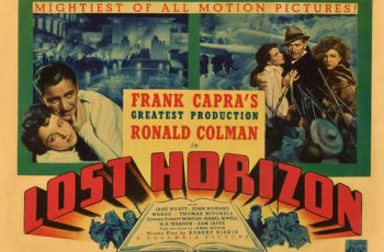 Lost Horizon Blu-ray Review