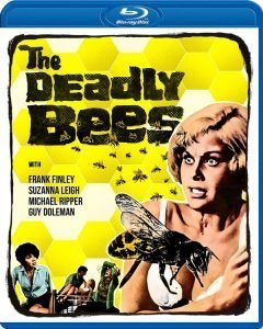 The Deadly Bees Blu-ray Review