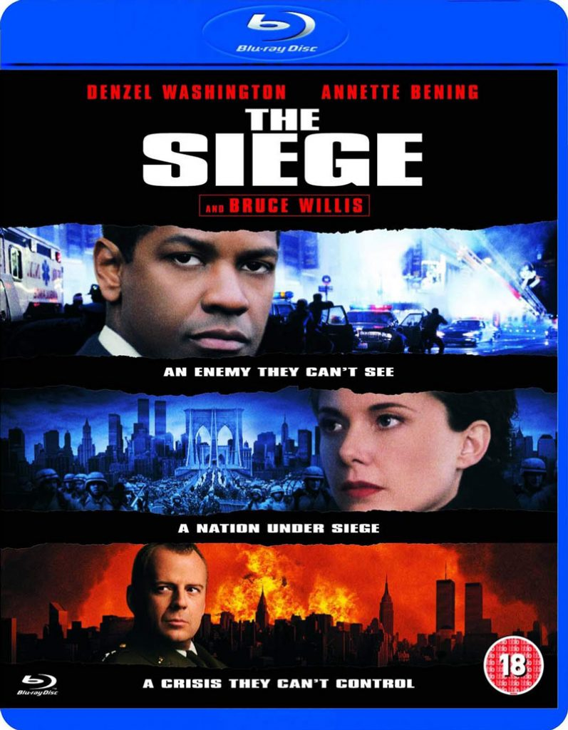 The Siege Blu-ray Review