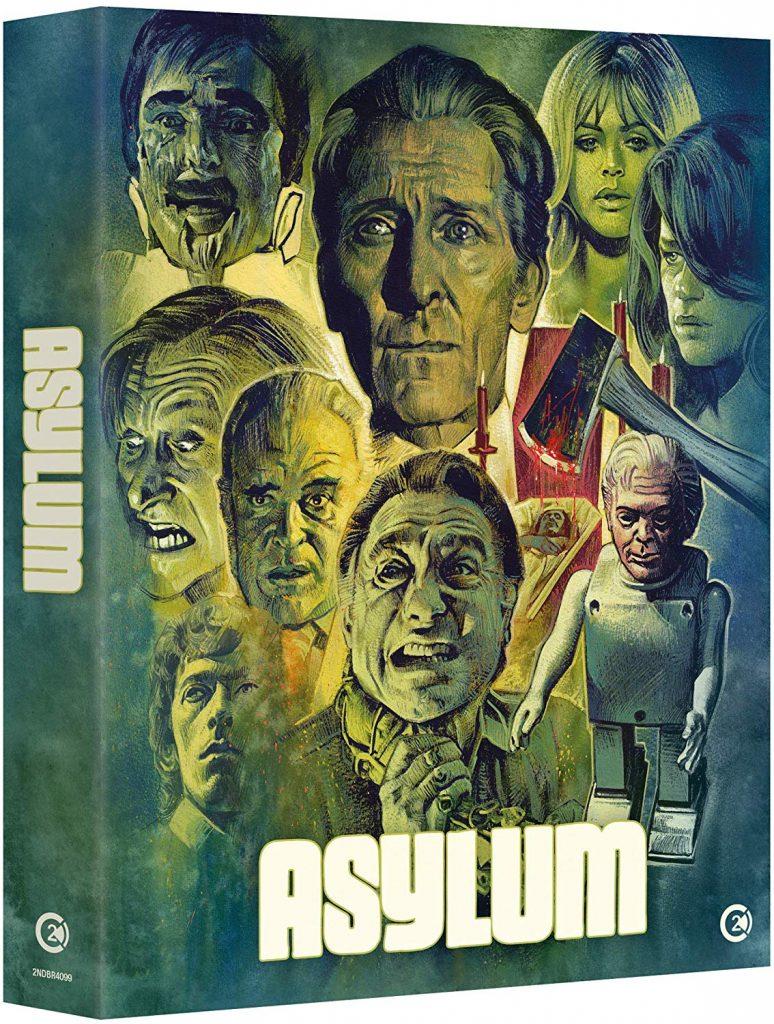 Asylum Blu-ray Review