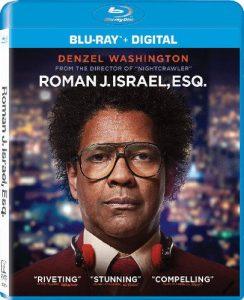 Roman J. Israel, Esq Blu-ray Review