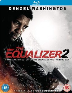 The Equalizer 2 Blu-ray Review