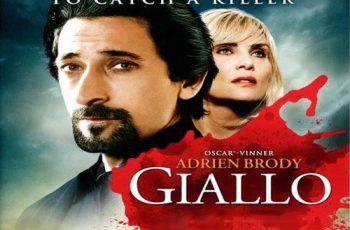 Giallo Blu-ray Review