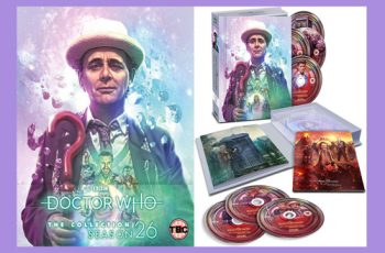Doctor Who Season 26 Blu-ray