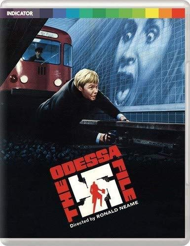 The Odessa File Blu-ray Review