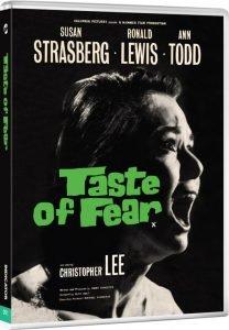 Taste of Fear Blu-ray Review