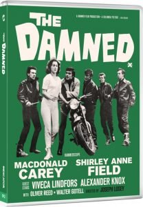 The Damned Blu-ray Review Blu-ray Review
