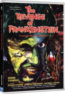 The Revenge of Frankenstein Blu-ray Review