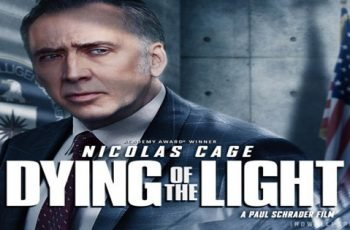 Dying of the Light Blu-ray Review