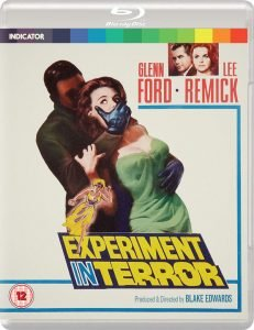 Experiment in Terror Park Blu-ray Review