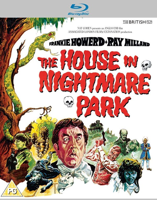 The House in Nightmare Park Blu-ray Review