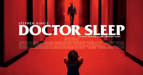 Stephen King's Doctor Sleep Blu-ray