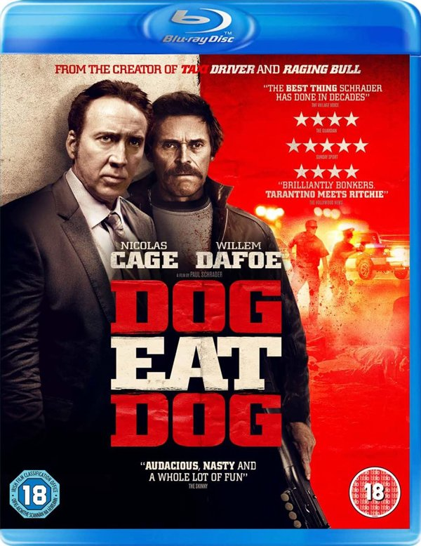 Dog Eat Dog Blu-ray Review