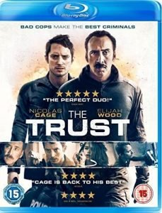 The Trust Blu-ray Review