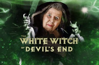 The White Witch Of Devil's End blu-ray
