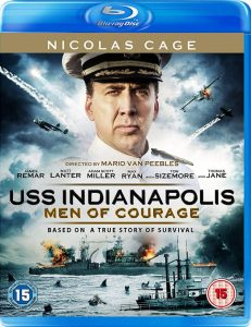 USS Indianapolis Men of Courage Blu-ray Review