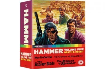 Hammer Volume Five Death & Deceit Blu-ray