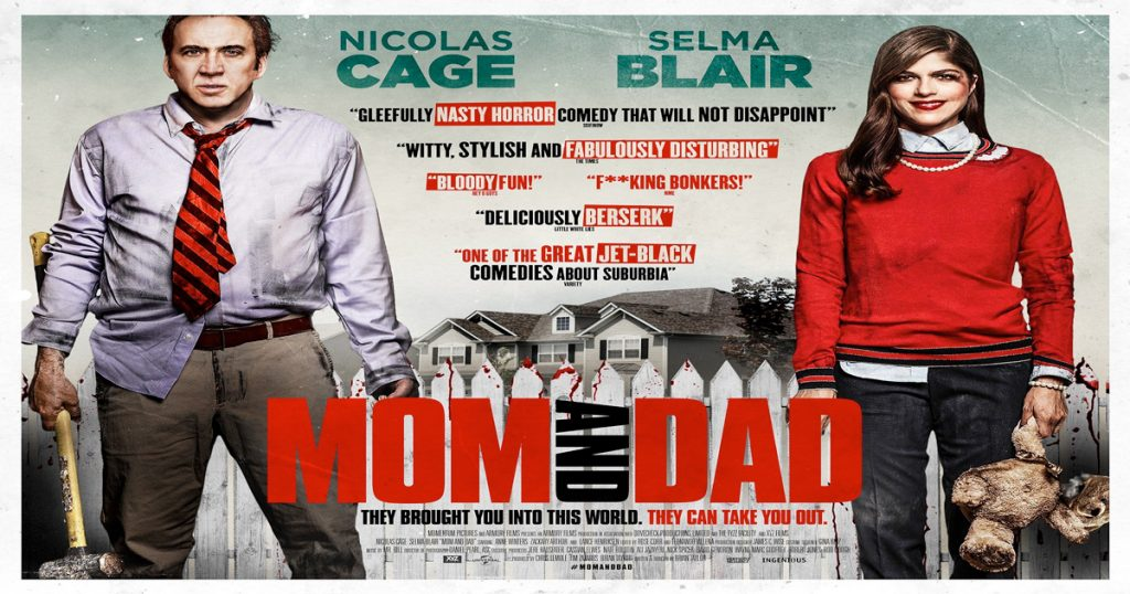 Mom and Dad Blu-ray Review
