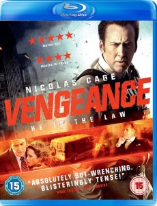 vengeance blu-ray review