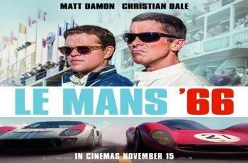 Le Mans '66 Bluray & DVD