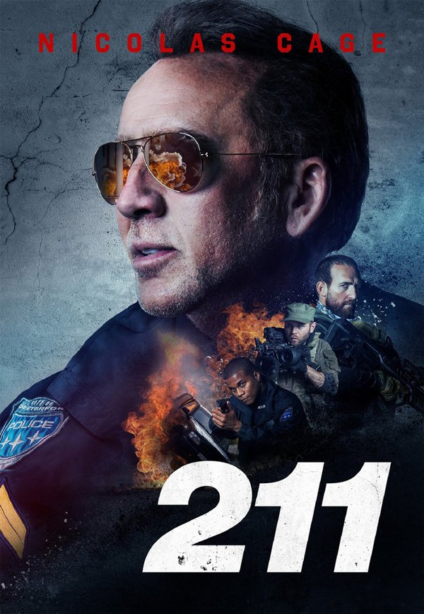 211 Blu-ray Review