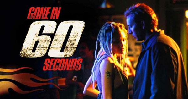 Gone in 60 Seconds Blu-ray Review
