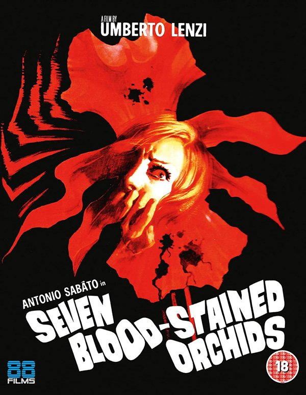 Seven Blood-Stained Orchids Blu-ray Review