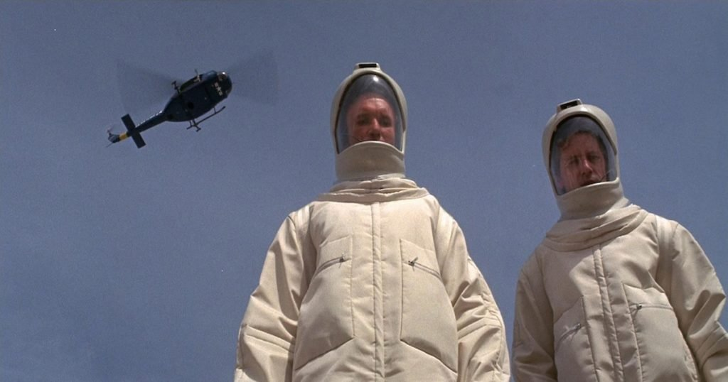 The Andromeda Strain Blu-ray Review
