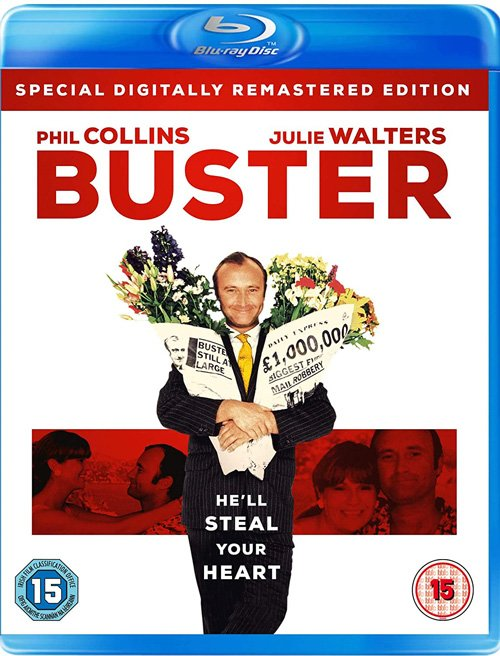 Buster Blu-ray Review